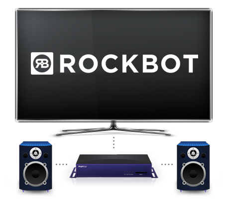 Play Rockbot Music for Business in your Bar, Restaurant or Gym