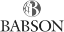 Rockbot's educational institution client Babson logo