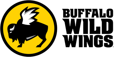 Rockbot's bar client Buffalo Wild Wings color logo