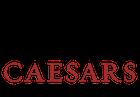 Rockbot's casino client Caesars color logo