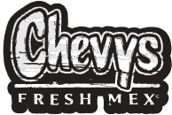 Rockbot's restaurant client Chevys logo