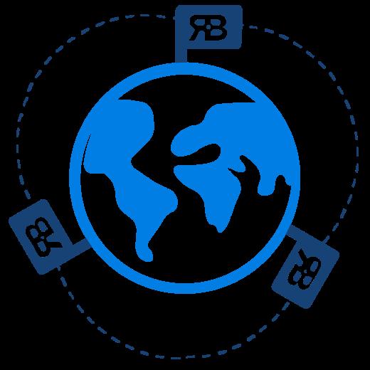 rockbot's multiple location icon