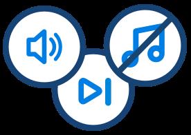 rockbot's advanced settings icon