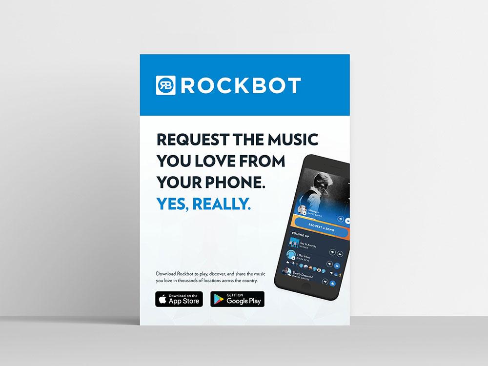 Rockbot Poster