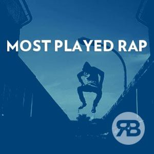Most Played Rap Currently Playing At Bar
