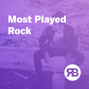 Most Played Rock Currently Playing At Bar