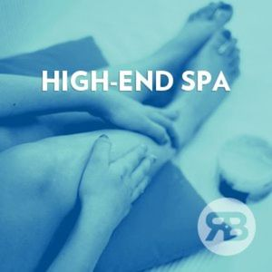 High-End Spa Currently Playing At Salon
