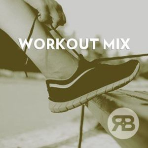 Workout Mix Currently Playing At Fitness