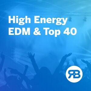 High Energy EDM & Top 40 Currently Playing At Fitness