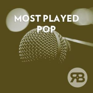 Most Played Pop Currently Playing At Salon
