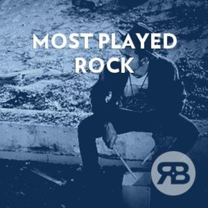 Most Played Rock Currently Playing At University