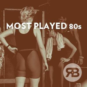 Most Played 80s Currently Playing At Office